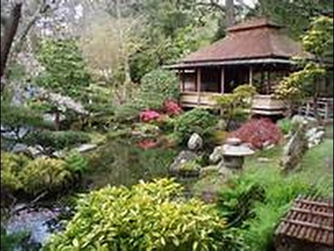 Japanese Garden Design - Youtube