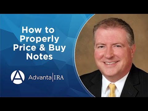 How to Properly Price & Buy Notes