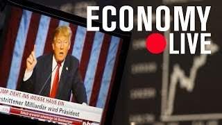 Global economic challenges for Donald Trump | LIVE STREAM
