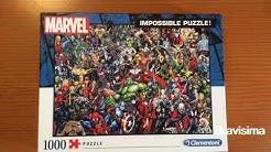 #clementoni #marvel  #puzzle #1000  #пазл