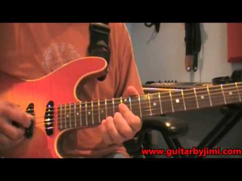 Eddie Van Halen-How to play Runnin With The Devil-Guitar Lesson Note for Note Off the Record