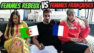 FEMMES REBEUX VS FEMMES FRANÇAISES streaming