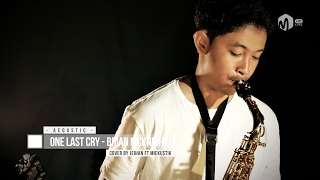 Acoustic Music   One Last Cry - Brian Mcknight Saxophone Cover
