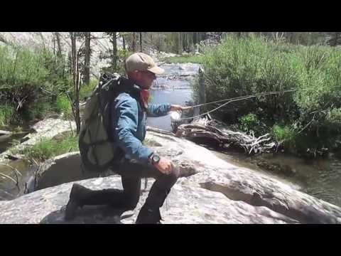 Fly Fishing In The Wind River Range