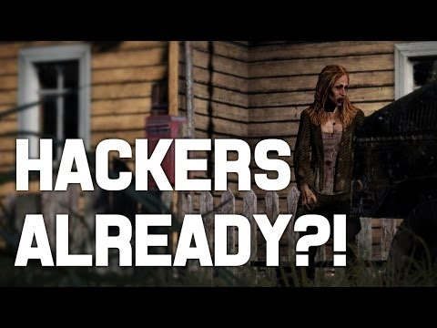 DayZ Standalone : The Axe, The Hacker, and The Friendship
