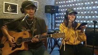 Halsey-without me - Live Looping Performance Covered By BORNEO AKUSTIK