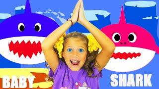 Песенка про акулёнка - детские песни Ба Би Бу