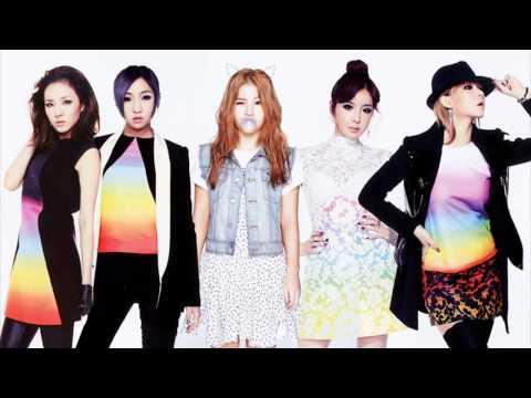 2NE1 & Lee Hi - 1,2,3,4 Full Version [Download]