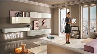 Lago. Итальянская мебель, кухни, мебель для ванной, аксессуары. iSaloni 2017
