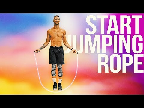 Why You Should Start Jumping Rope (Today)