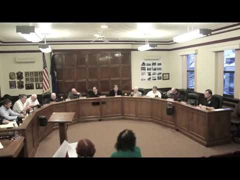 Munhall Borough - Council Meeting 3/21/18