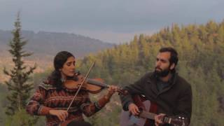 Tamar&Netanel - Girl From The North Country (Bob Dylan Live Cover)