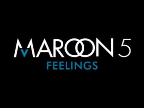 Maroon 5  Feelings Audio