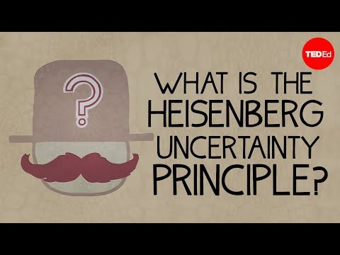 What is the Heisenberg Uncertainty Principle? - Chad Orzel TED-ED talk