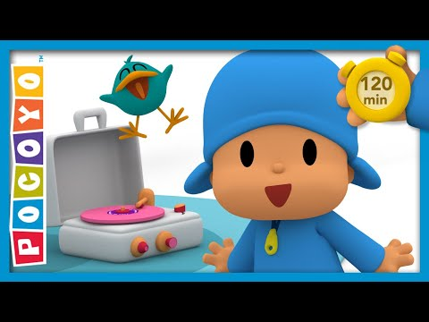 ⭐ POCOYO AND NINA - Bright Star [120 Minutes] |ANIMATED CARTOON For Children |FULL Episodes