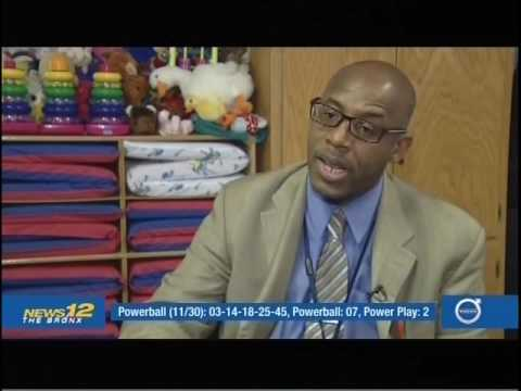 News 12 Bronx Special Report: Shelter Based Libraries