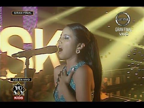 """Isabel Pantoja emocionó con su gran voz en """"Hoy quiero confesar"""""""