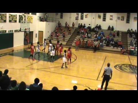 VB #12 Woodland-Stockbridge(GA) vs Morrow(GA) Vanessa Blagmon#12  #2