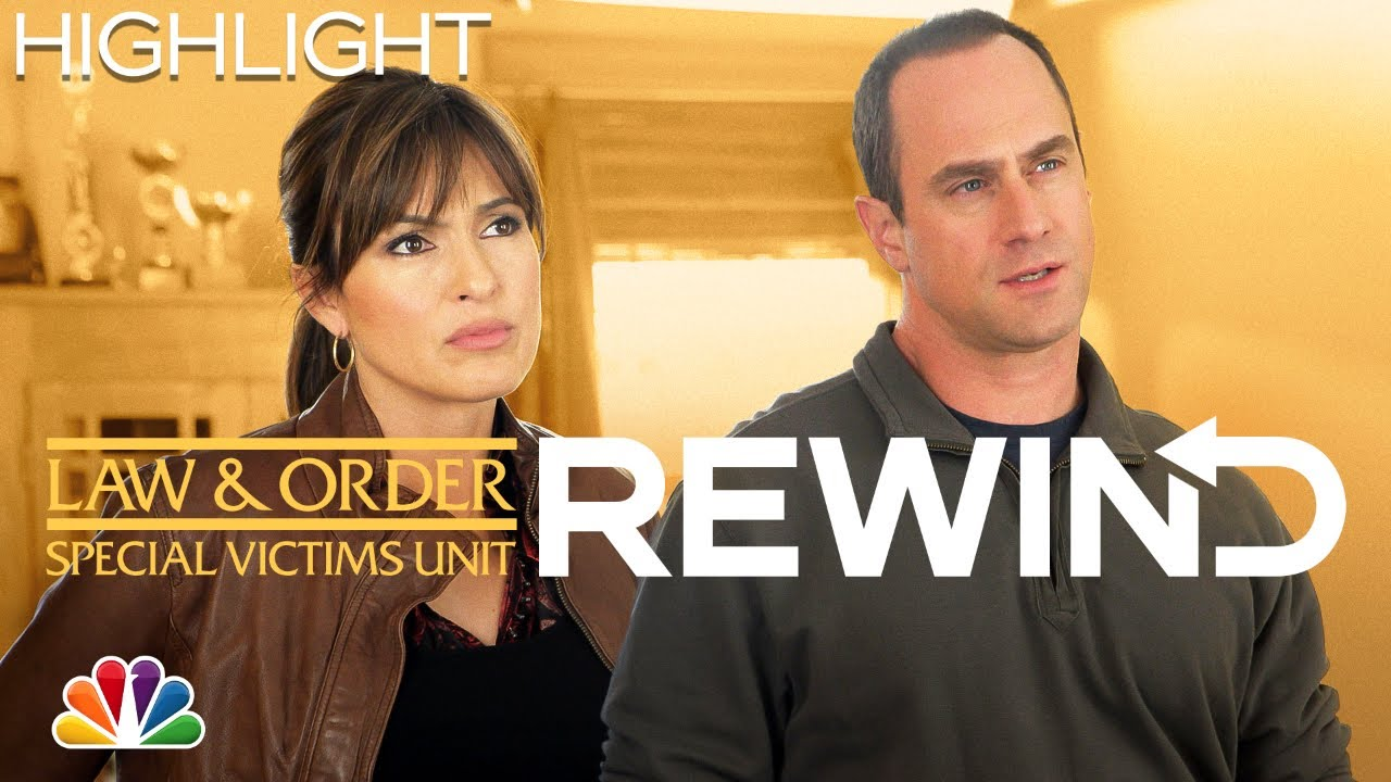 Simon Explains Himself to Benson and Stabler - Law & Order: SVU