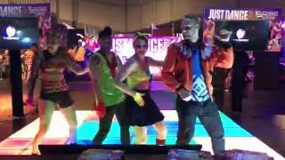 Just Dance 2017 Demo Performance Pm Friday 30 September 2016 - Eb Games Expo 2016