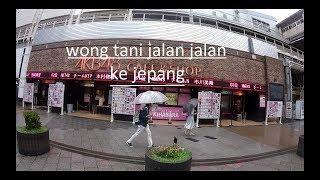 WONG TANI jalan jalan di tokyo #wong tani vlog