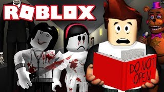 READING SCARY STORIES IN ROBLOX #2