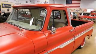 1964 Chevy C10 - Vintage Motorcars - Sun Prairie, WI