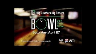 Big Brothers Big Sisters Bowl for Kids Sake 2019