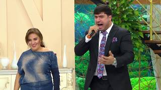 Pərviz Qasımov və Sevinc Sariyev - Həsrətəm (Şou ATV)