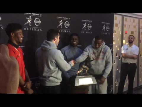 Jabrill Peppers and the Heisman Trophy