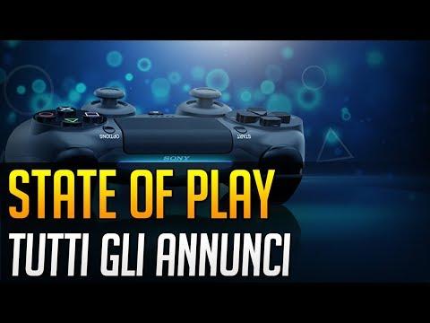 State of Play marzo 2019: tutti gli annunci PlayStation 4 e PlayStation VR in 3 minuti