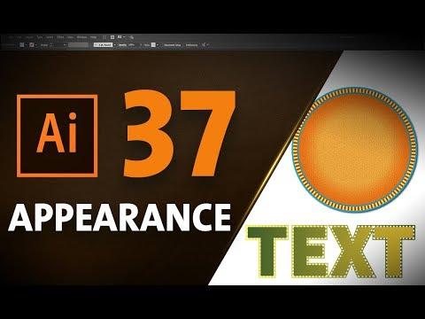 Appearance  in Adobe Illustrator #37