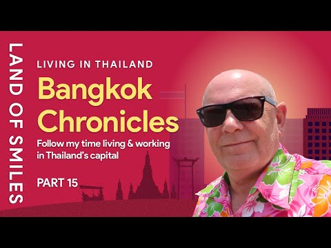 Living in Thailand - Bangkok Chronicles Map   Interactive Ma