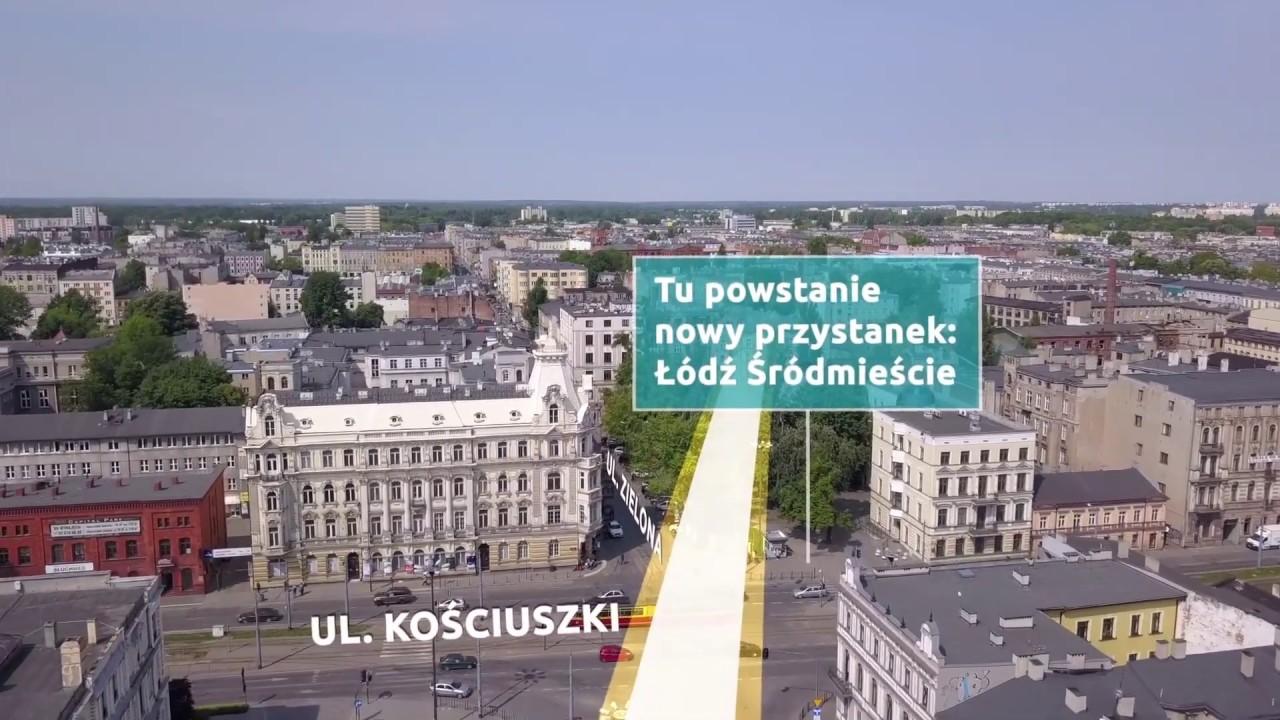 Tunel kolejowy w Łodzi: Jak będzie przebiegać?