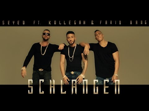 Seyed feat. Kollegah & Farid Bang - Schlangen (Prod. by B-Case)