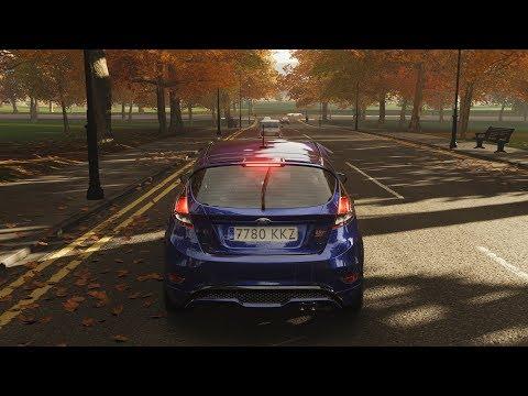 FORD FIESTA ST 2014 (350 HP)   Forza Horizon 4   1080p60