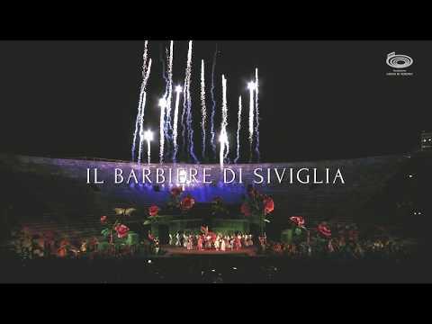 Il Barbiere di Siviglia - Arena Opera Festival - Teaser