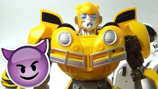 Bumblebee Toys || Porfirios Guarding This Channel