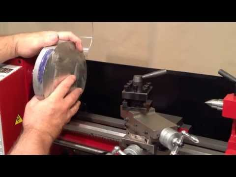 Mini Lathe Dimensions and Capacities
