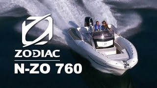 Zodiac N-zo 760 Rigid | Rigid Inflatable Boats (rib)