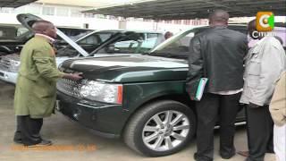 Gumo Records Statement Over Moi's Range Rover