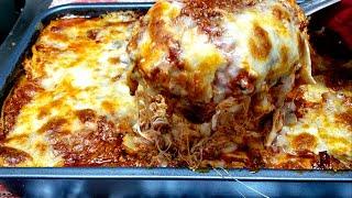 Cheese Burst Lasagna Recipe | Superub Lasagna | Extra Creamy And Cheesy Lasagna Recipe