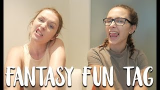 FANTASY FUN TAG WITH CAZ | Piéra Forde