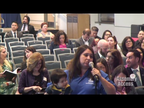 Assembly Blue Ribbon Commission on Early Childhood Education