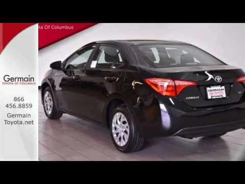 New 2017 Toyota Corolla Columbus, OH #23016A   SOLD