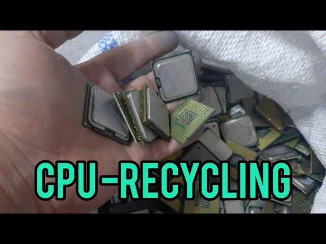 Scrap Processor - Hurda İşlemci - Scrap CPU