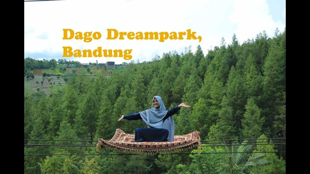 Dago Dreampark Bandung Wahana Wisata Keluarga