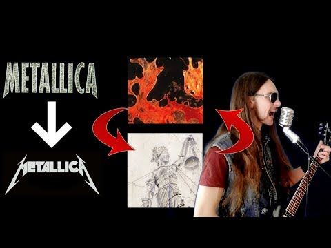 What if Metallica wrote LOAD in 1988? (...And Justice For All)