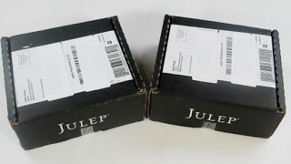 Julep Holo Days and Nights Mystery Box Unboxing + Free Boxes