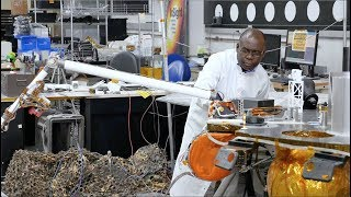 Inside InSight - Ghanaian Engineer Works on Robotic Arms for Mars thumbnail